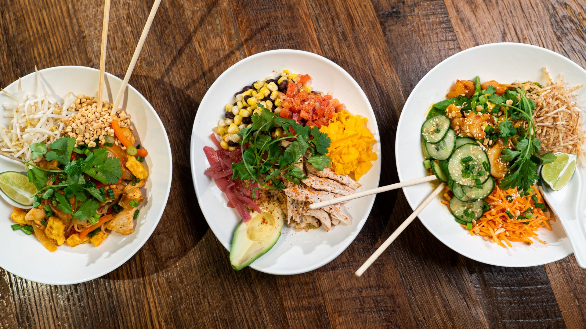 We tried all 11 new salads and bowls at this popular restaurant (PHOTOS)