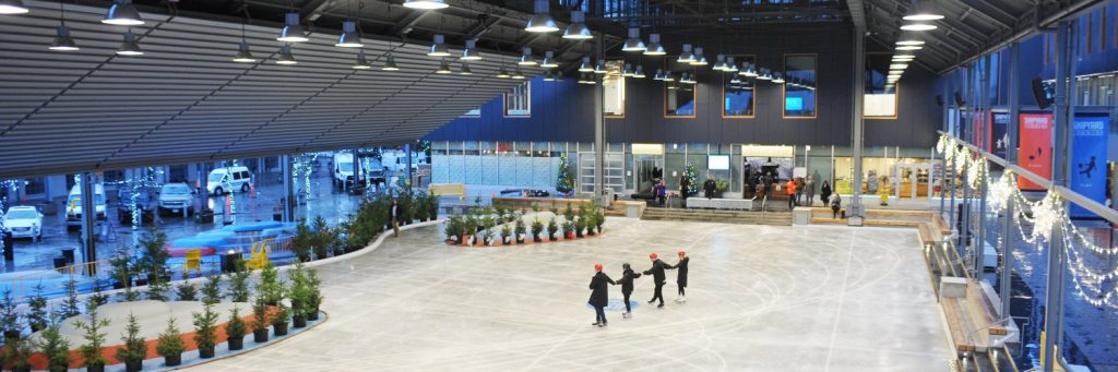 shipyards ice rink