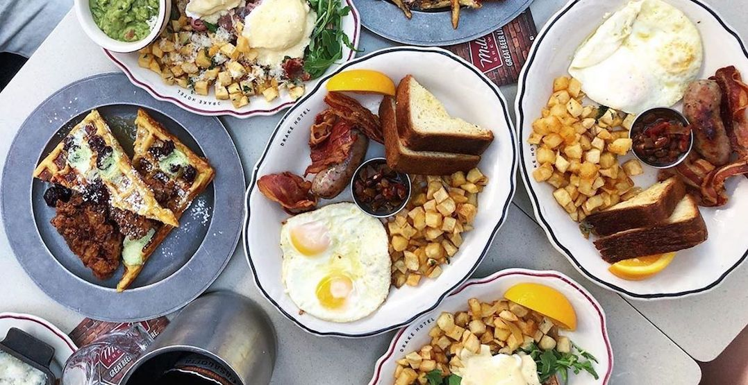 These are the restaurants to hit up for New Year's Day 2020 brunch