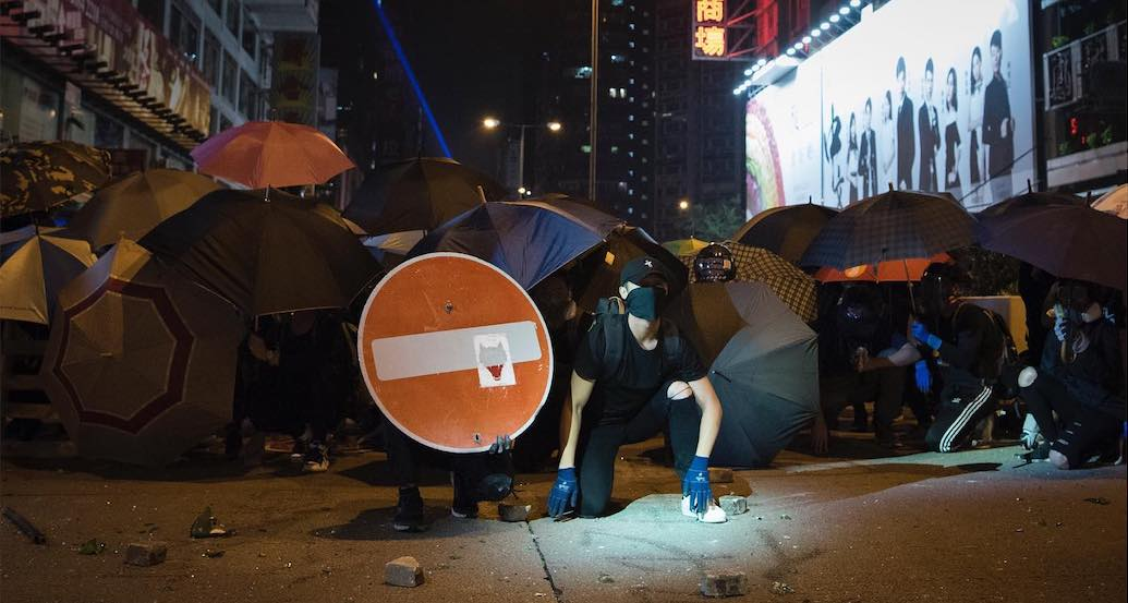 A Hong Kong protest exhibition is coming to Vancouver January 2020