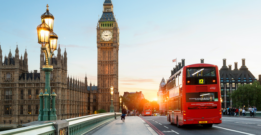 You'll be able to fly directly to London from Portland starting next summer