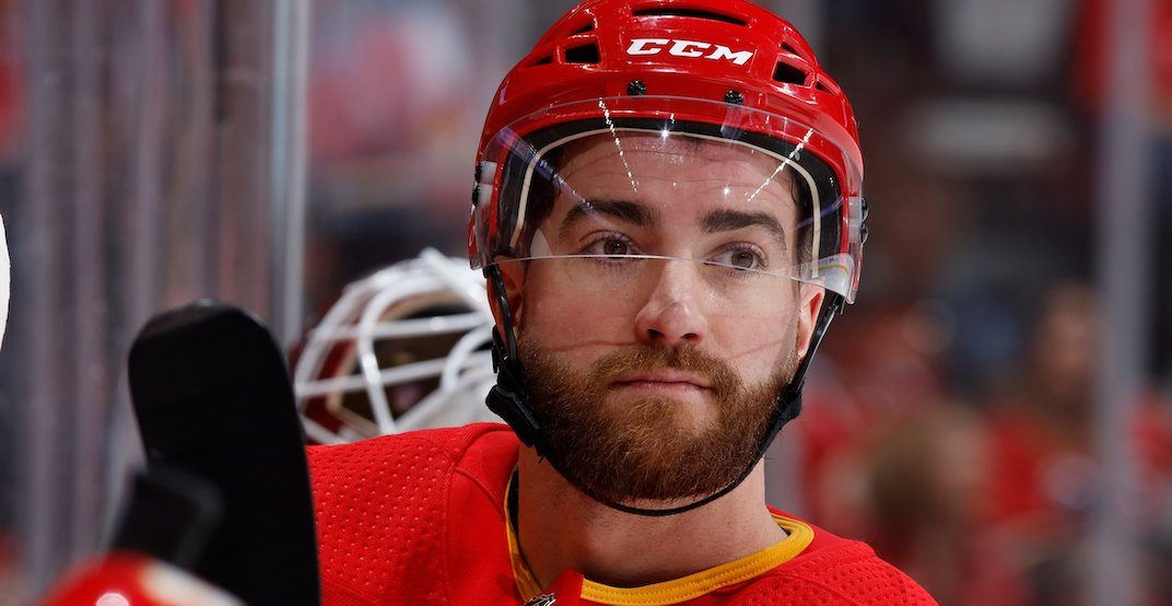 Leafs Sign Former Flames Defenceman Tj Brodie In Free Agency Offside