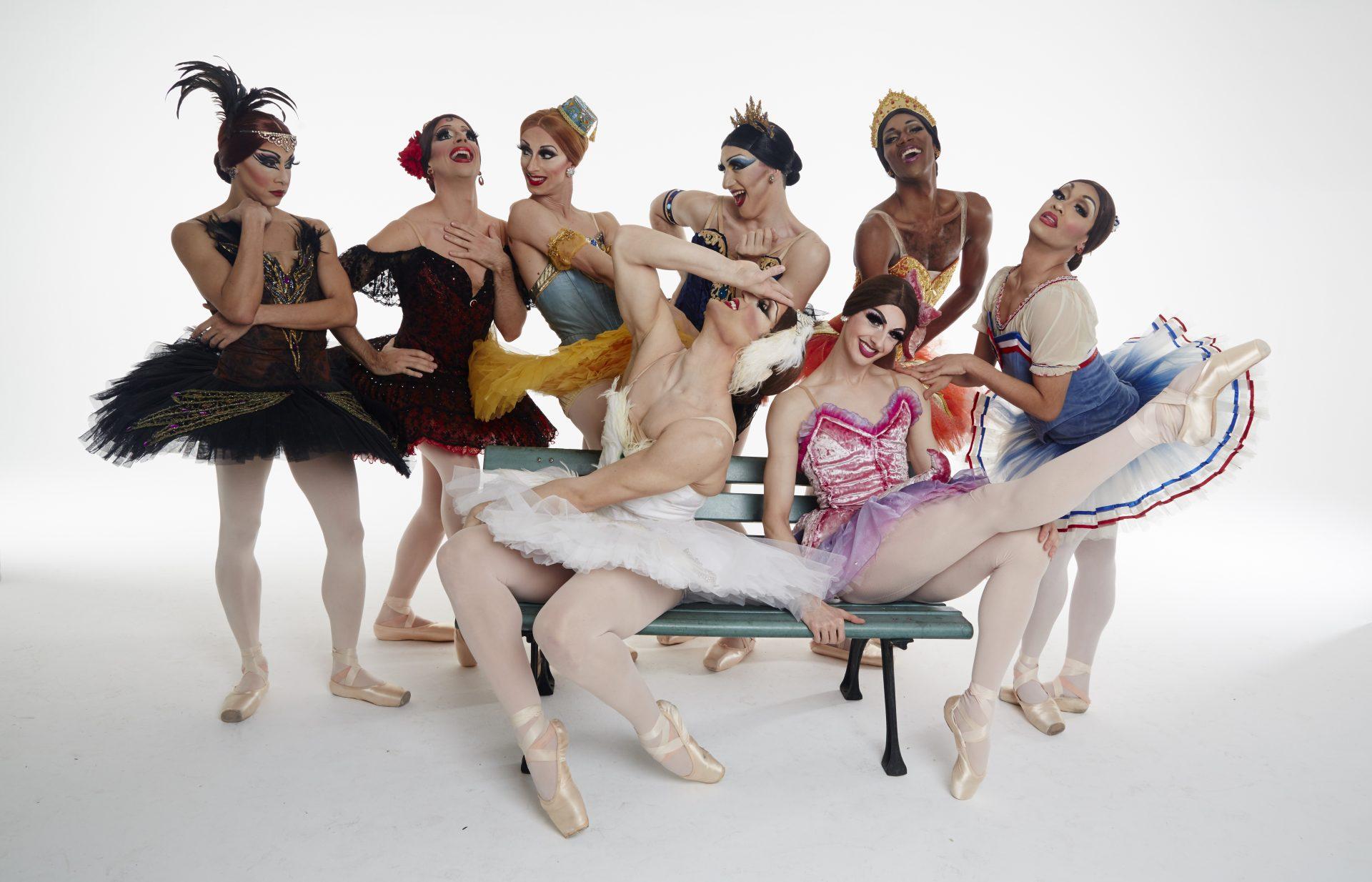 Les Ballets Trockadero de Monte Carlo returns to Vancouver this winter