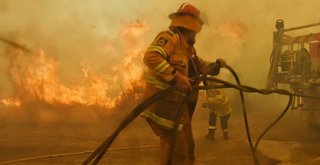 51 Canadians are in Australia to help combat raging wildfires