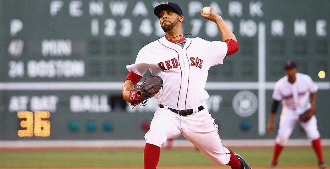 Blue Jays are in trade talks with Red Sox for David Price: report