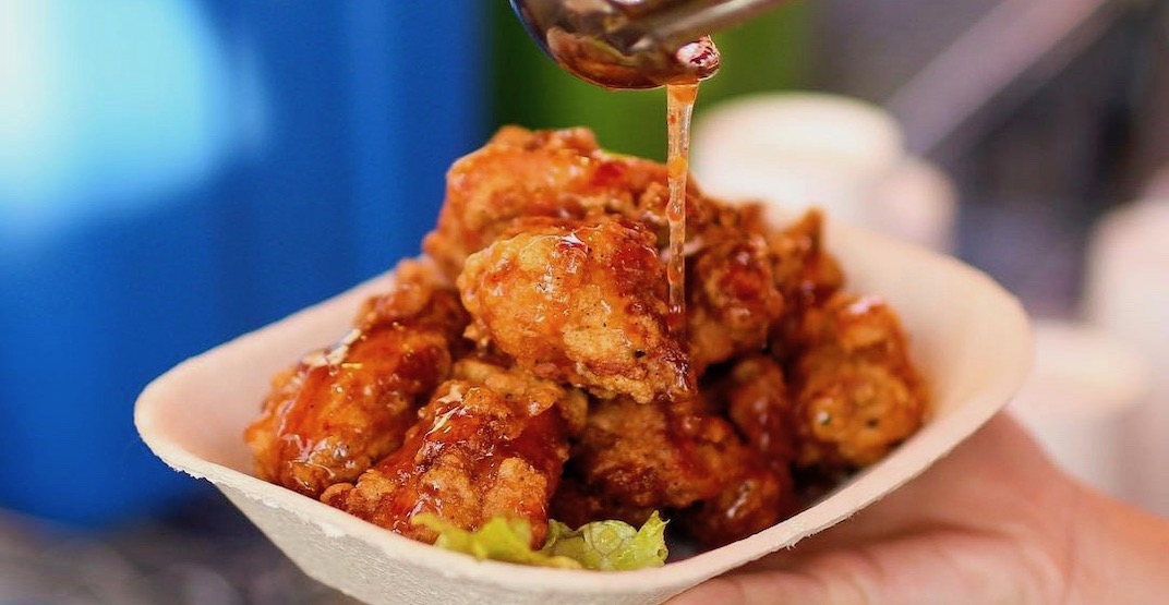 Mogu Fried Chicken has opened on Commercial Drive