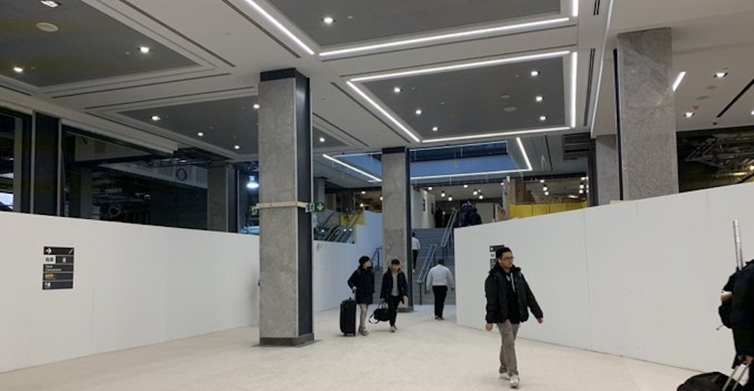 New access route at Union Station is now open (PHOTOS)