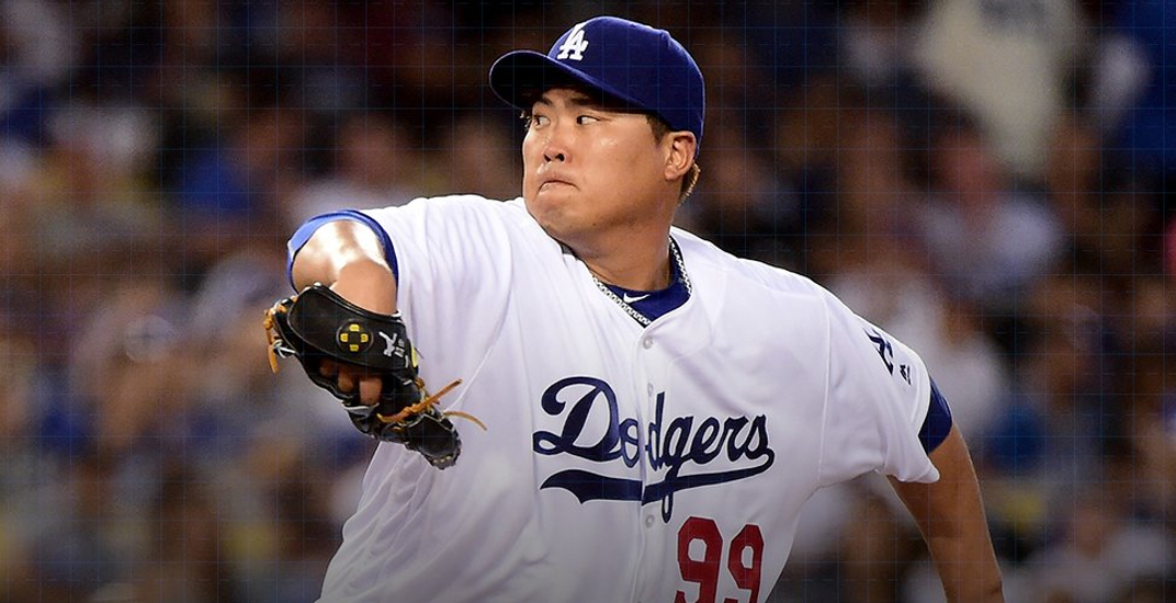 Ryu becomes the 9th Asian-born player ever to sign with the Blue Jays