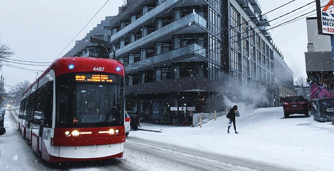 """Toronto to expect """"messy"""" weather for the first weekend of February"""