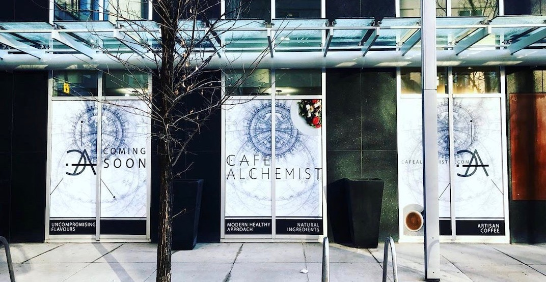 Cafe Alchemist slated to open in downtown Calgary January 20