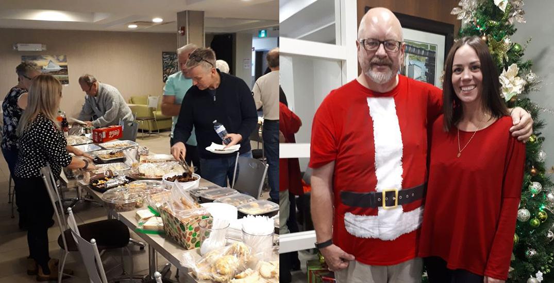 Newfoundlanders prepare Christmas dinner for stranded airline passengers