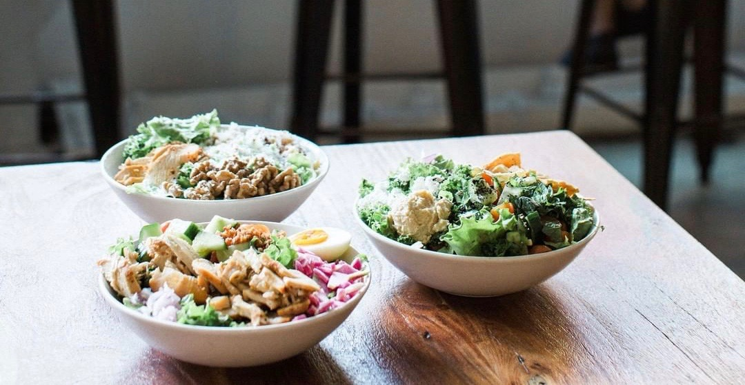 7 best places to get big healthy salads in Vancouver