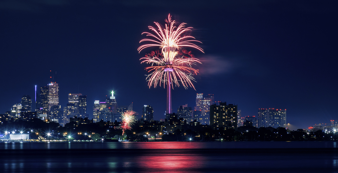 Here's what the weather is looking like in Toronto for New Year's Eve 2020