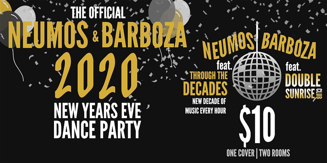Ring in the new year at one of these epic Seattle parties ...