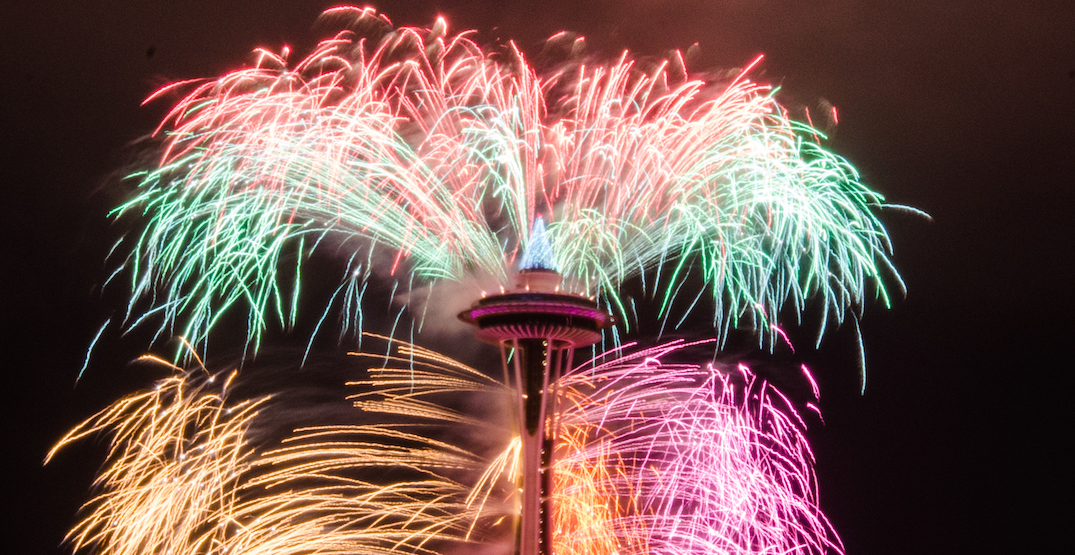 3 places to see NYE fireworks in and around Metro Vancouver