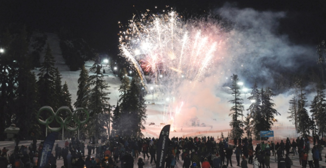 Cypress, Grouse, and Seymour mountains cancel NYE fireworks