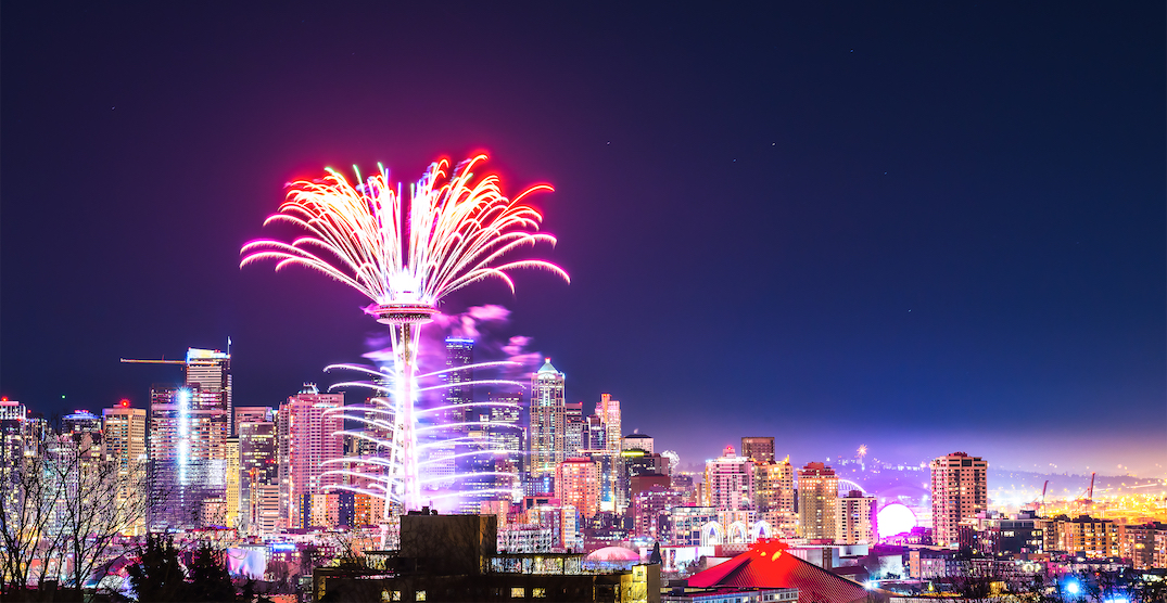 Seattle's Space Needle NYE fireworks could be cancelled