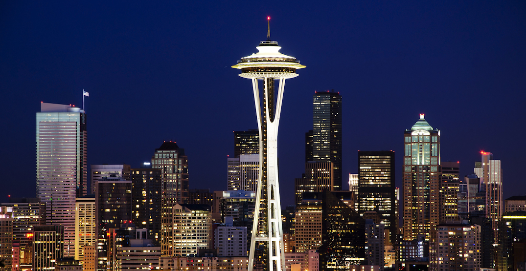 Seattle's Space Needle NYE fireworks cancelled just minutes before midnight