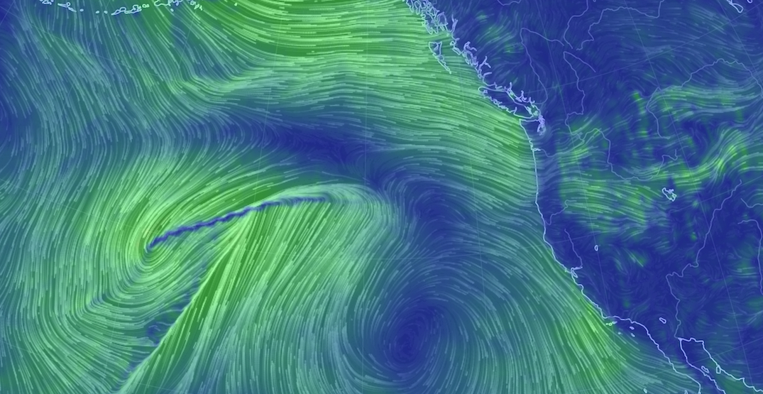 Strong Pacific storm to hit Metro Vancouver over the next 2 days