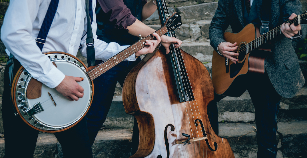 There's a fantastic folk festival coming to Portland next month