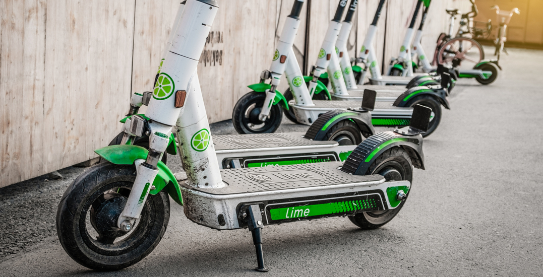 E-scooters officially hit Ontario's streets under new pilot project