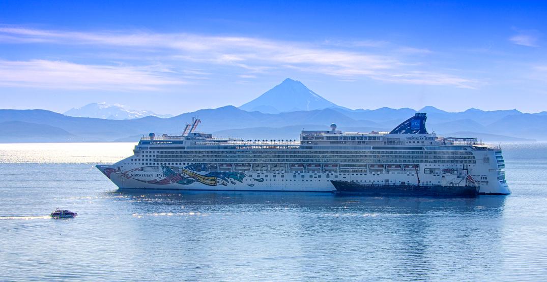 This cruise line has eliminated single-use plastic bottles on its ships