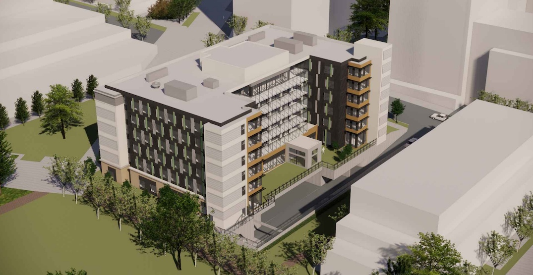 6-storey Vancouver Coastal Health care facility proposed for Cambie Corridor
