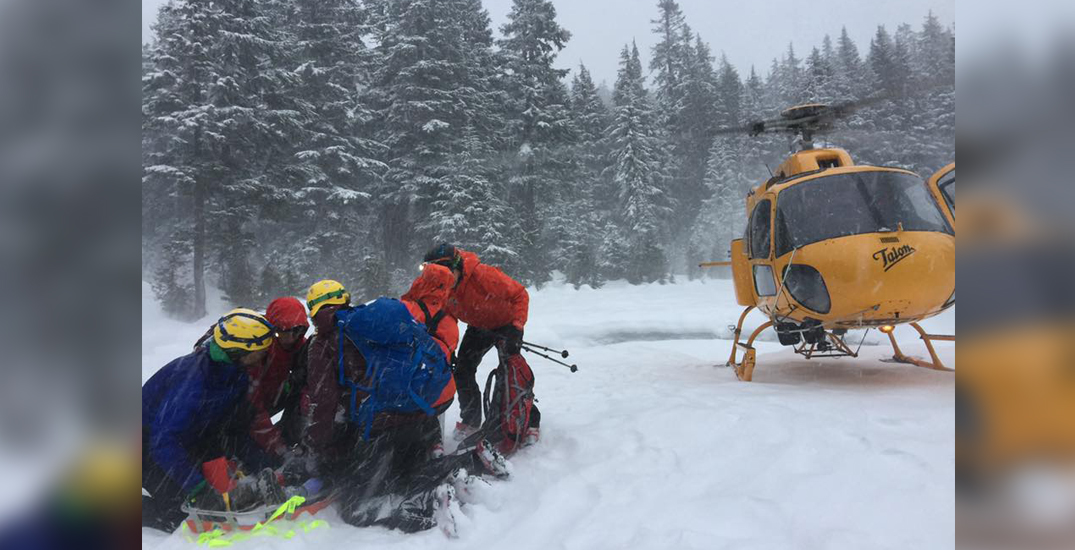 2020 is already a busy year for North Shore Rescue