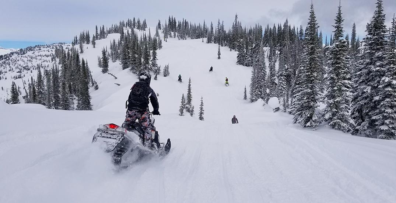 Snowmobiler dead after avalanche near Merritt