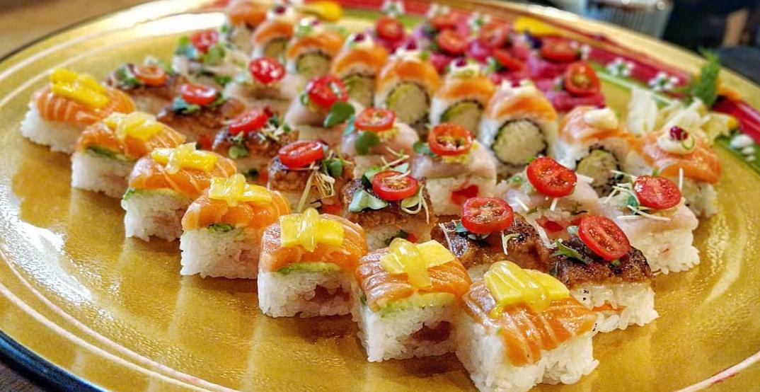 8 best sushi spots in Calgary