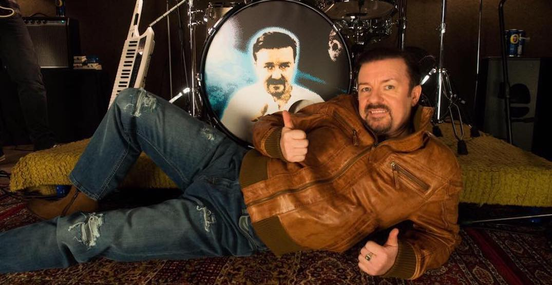 "Ricky Gervais adds second Vancouver show ""due to overwhelming demand"""