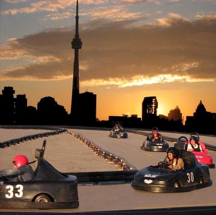 Go Kart Polson Pier