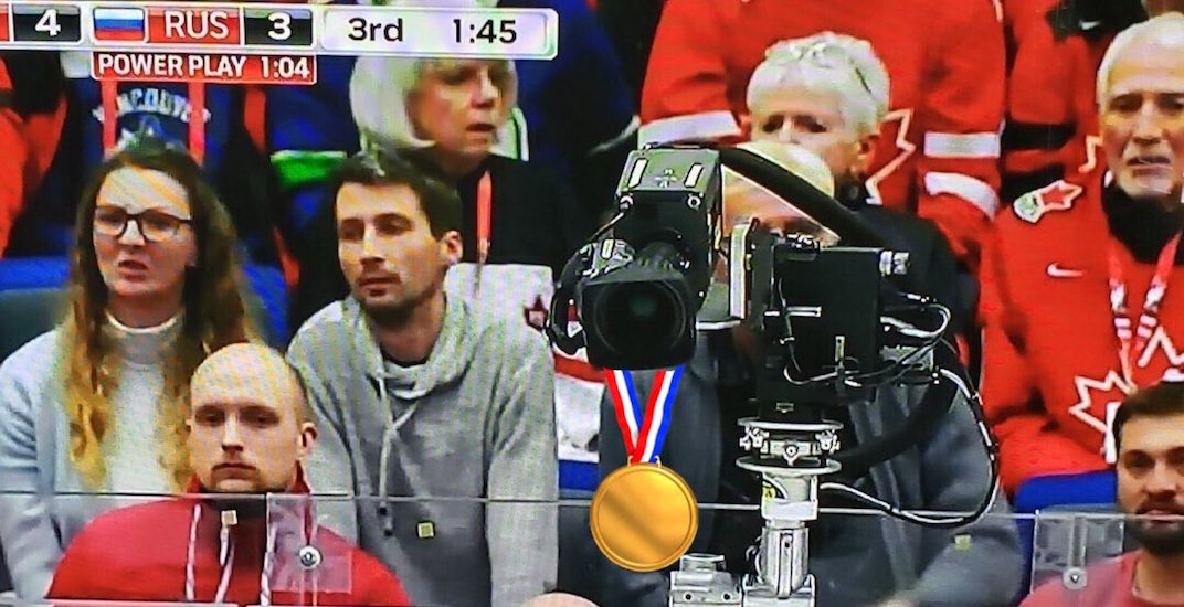 Canadians credit well-placed TSN camera for winning World Juniors