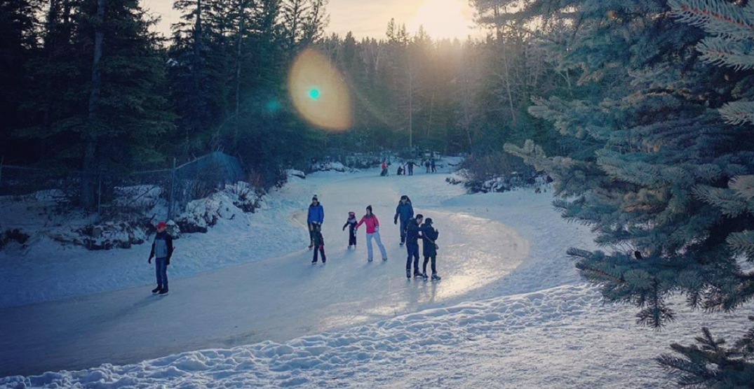 Bowness Park has become a skater's paradise (PHOTOS)