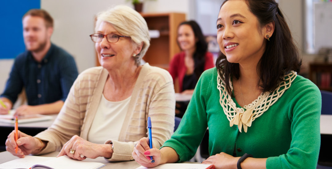 This adult education program offers free tuition to Vancouverites