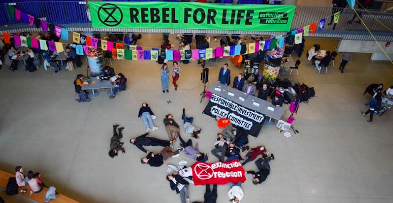 Climate activist group begins hunger strike until UBC meets its demands