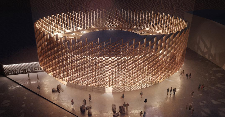 canada pavilion expo 2020 dubai 1
