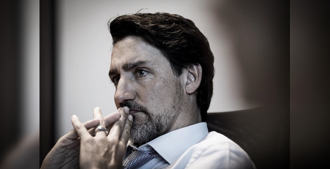 Canada is still processing Justin Trudeau's new salt-and-pepper beard