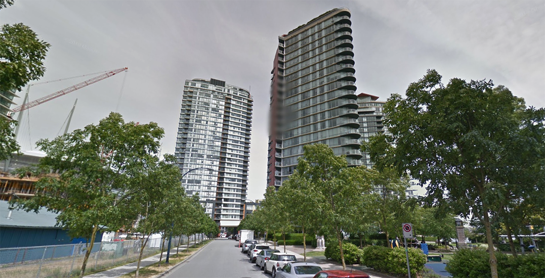 Dog dies after reportedly falling 21-storeys from Yaletown apartment