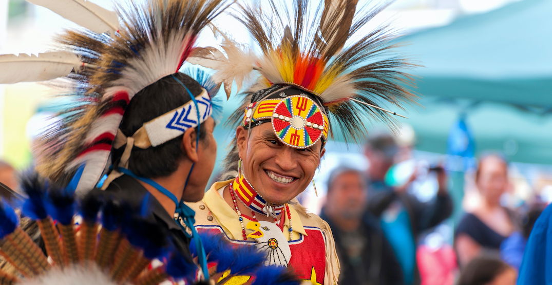 Celebrate Native American culture at the 50th annual Delta Park Powwow