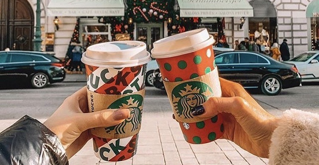 Starbucks is offering buy-one-get-one FREE drinks across Canada January 9