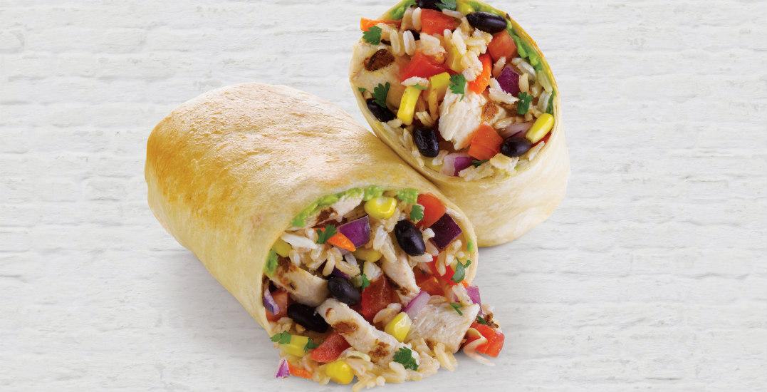 Edmonton spot offering FREE burritos this weekend