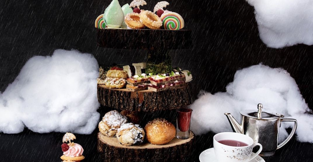 """Fairmont Hotel Vancouver to launch """"Raincouver"""" afternoon tea January 11"""