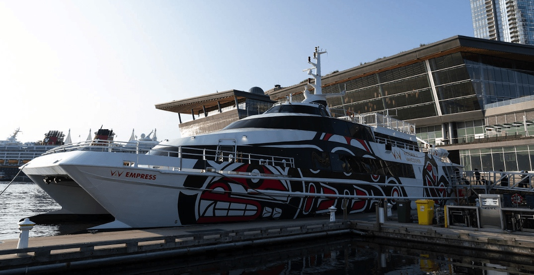 Opinion: Downtown Vancouver to Vancouver Island high-speed ferries can be viable
