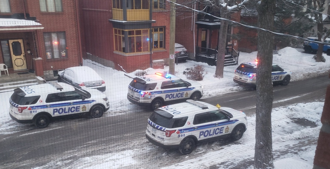 1 dead and multiple injured after morning shooting in downtown Ottawa