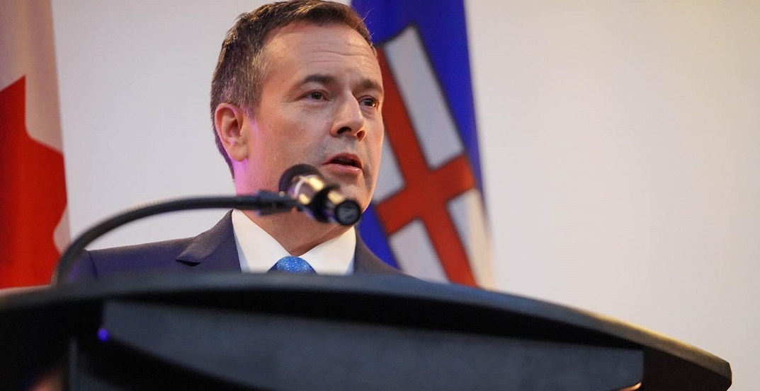 Premier Kenney makes statement following plane crash in Iran