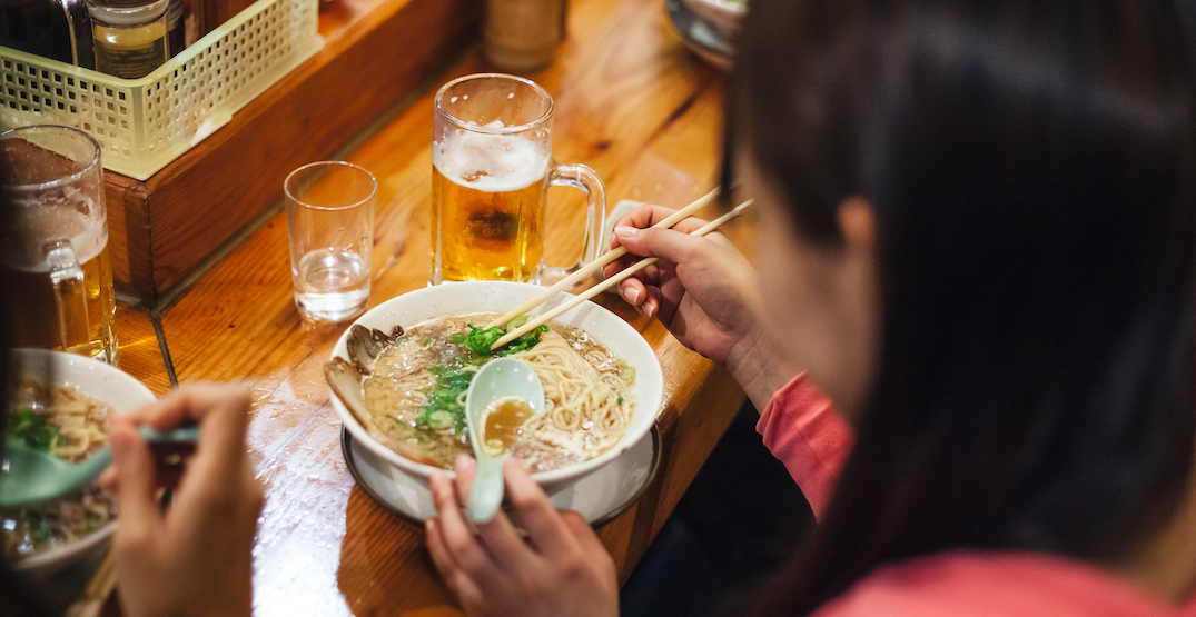 A ramen and whiskey festival is coming to Portland next week