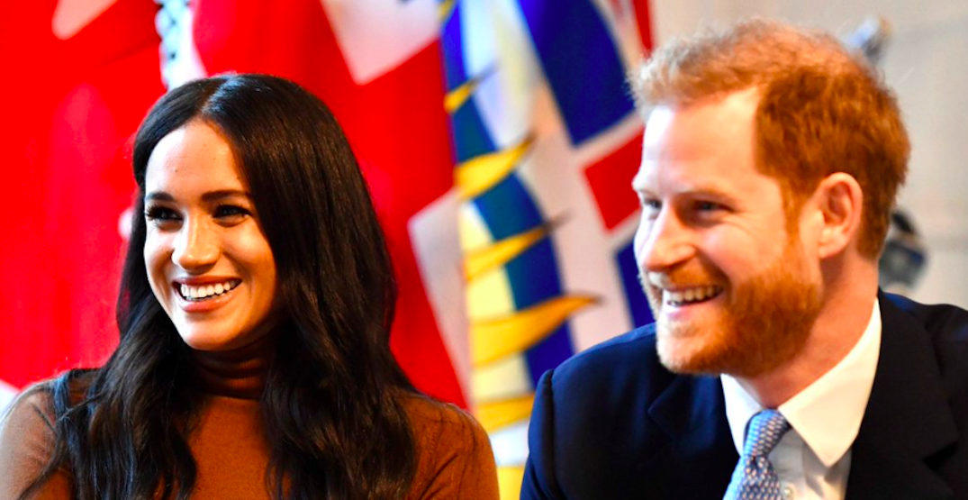"Prince Harry and Meghan Markle stepping back from ""senior"" royal duties"