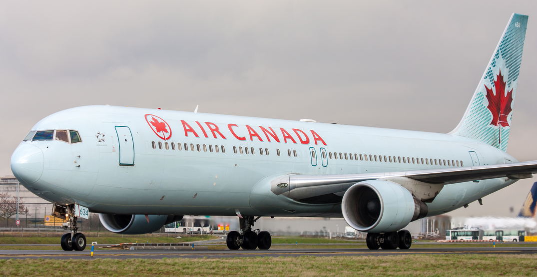 Air Canada cutting up to 60% of their workforce due to coronavirus impact