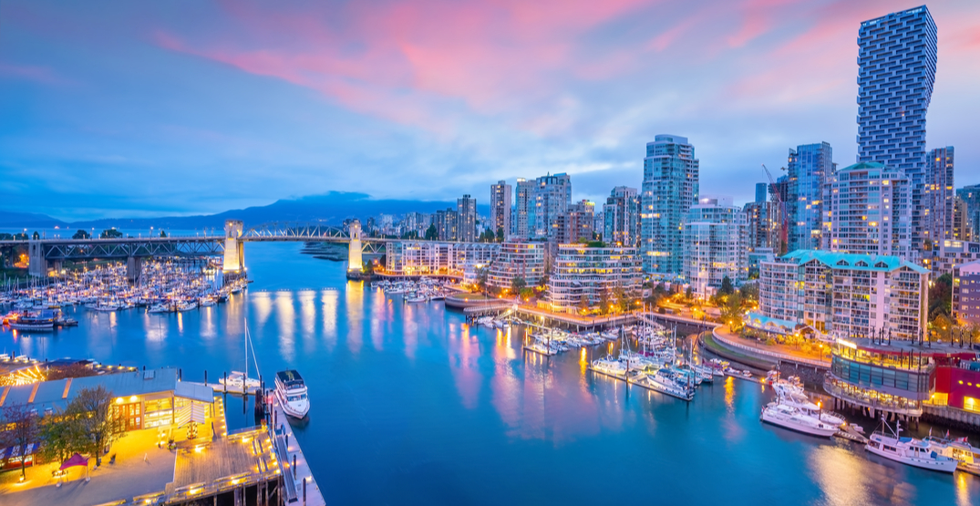 You can fly from Toronto to Vancouver this spring for $320 roundtrip